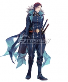 Clock over ORQUESTA Sakaki Yairo Cosplay Costume