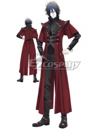 Project Scard: Praeter no Kizu Ran Washimine Cosplay Costume