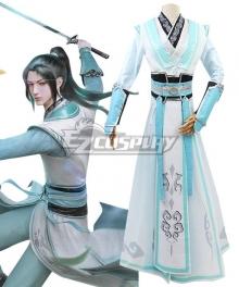 Scumbag System The Scum Villain's Self-Saving System Chuan Shu Zijiu Zhinan SVSSS Luo Binghe Cosplay Costume - Anime Edition
