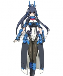 Horizon in the Middle of Nowhere Futayo Honda Cosplay Costume