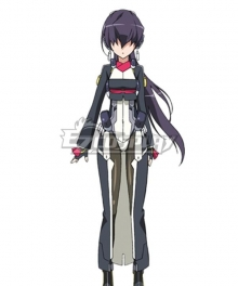Horizon in the Middle of Nowhere Suzu Mukai Cosplay Costume