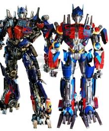 Transformers Optimus Prime Cosplay Costume