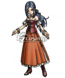 Dragon Quest IX Patty Cosplay Costume