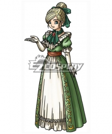 Dragon Quest IX Sellma Cosplay Costume