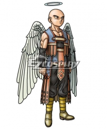 Dragon Quest IX Aquila Cosplay Costume