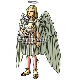Dragon Quest IX Corvus Cosplay Costume