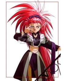 Tenchi Muyo Tenchi Universe Washu Hakubi Pink Cosplay Wig