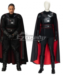 Star Wars The Mandalorian Moff Gideon Cosplay Costume
