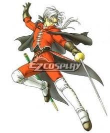 Dragon Quest VIII Angelo Cosplay Costume