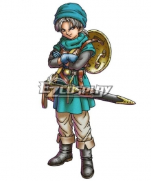 Dragon Quest VI Terry Cosplay Costume