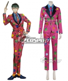 Hypnosis Mic: Division Rap Battle Dotsuitare Hompo Sasara Cosplay Costume