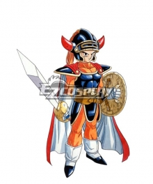 Dragon Quest I Hero Cosplay Costume