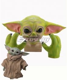 Mandalorian Star Wars Baby Yoda Cosplay Accessory Prop