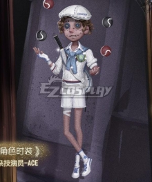 Identity V Acrobat Mike Morton ACE Halloween Cosplay Costume