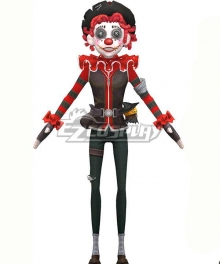 Identity V Acrobat Mike Morton Jamboree Halloween Cosplay Costume