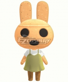 Animal Crossing New Horizons Coco Cosplay Costume