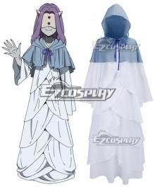 The Promised Neverland Musika Cosplay Costume