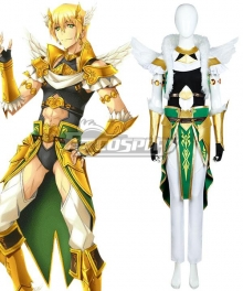 Fate Grand Order FGO Easun Cosplay Costume