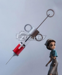 Identity V Emily Dyer Doctor Original Syringe Cosplay Accessory Prop