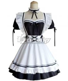 Maid Lolita Cosplay Costume