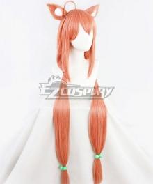 Virtual YouTuber Vtuber Nekomiya Hinata Orange Cosplay Wig