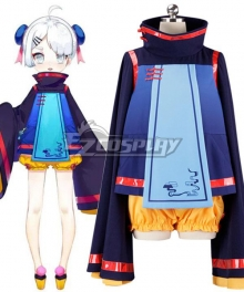 Virtual YouTuber Vtuber Nanako Cosplay Costume