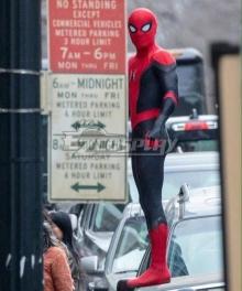 Marvel SpiderMan 3 Peter Parker Cosplay Costume