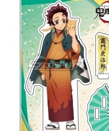 Kimetsu No Yaiba Kamado Tanjirou Nan jya tang Cosplay Costume
