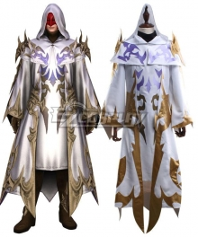 Final Fantasy XIV FF14 Elidibus Cosplay Costume