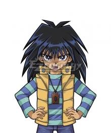 Yu-Gi-Oh! Yugioh Kaiba Mokuba Cosplay Costume