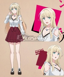The detective is already dead Charlotte Arisaka Anderson Cosplay Costume