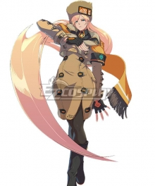 Guilty Gear STRIVE Millia Rage Cosplay Costume