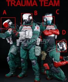 Cyberpunk 2077 Trauma Team Cosplay Accessory Prop