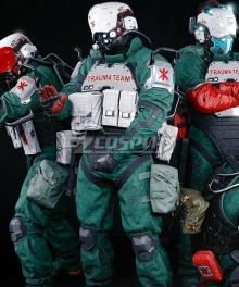 Cyberpunk 2077 Trauma Team Cosplay Costume