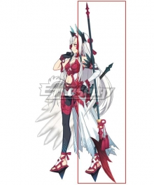 Fate Grand Order Assassin Kiichi Hogen Spear Cosplay Weapon Prop