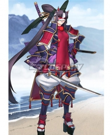 Fate Grand Order FGO Avenger Taira no Kagekiyo Stage 1 Cosplay Costume