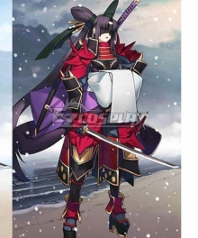 Fate Grand Order FGO Avenger Taira no Kagekiyo Stage 2 Cosplay Costume
