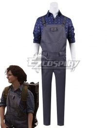 Ghostbusters: Afterlife Trevor Halloween Cosplay Costume