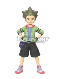 New Pokemon Pokémon Snap Phil Cosplay Costume