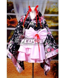 Teto Lolita Dress Cosplay Costume ZB2530