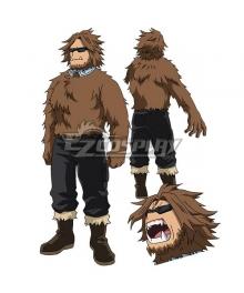 My Hero Academia Season 5 Jurota Shishida Cosplay Costume
