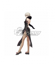 Ace Attorney Shih-Na Cosplay Costume