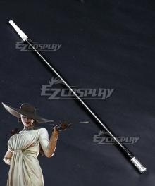 Resident Evil 8 Village Alcina Dimitrescu Vampire Lady Dimitrescu Fake Cigarette Holder Cosplay Accessory Prop