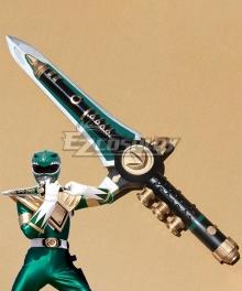 Mighty Morphin Power Rangers Green Ranger Dragon Dagger Cosplay Weapon Prop