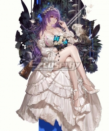 Girls Frontline ZB-26 The 1000th Paper Crane Cosplay Costume