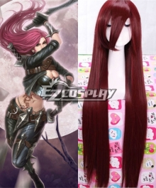 League of Legends Katarina Cosplay Wig
