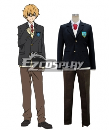 Free! Nagisa Hazuki school uniform Cosplay Costume