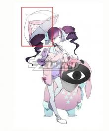 Caligula Sweet-P Umbrella Cosplay Weapon Prop