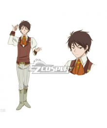 Snow White with the Red Hair kagami no Shirayukihime Tanbarun Raji Shenazard Cosplay Costume