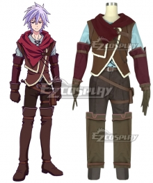 No Game No Life: Zero Riku Dola Cosplay Costume
